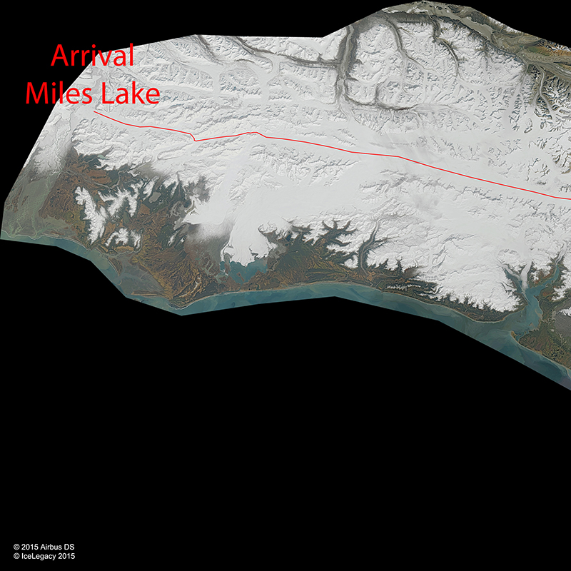 SPOT6/7 Satellite Image – Mounts Wrangell and Saint-Elias