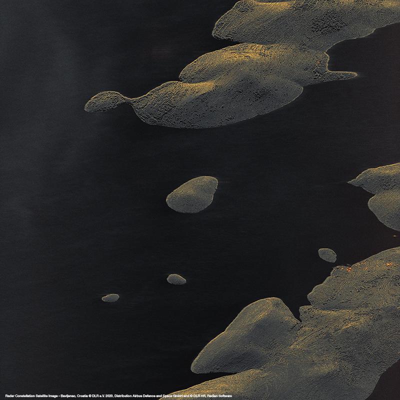 Radar Constellation - The fingerprint island, Bavljenac