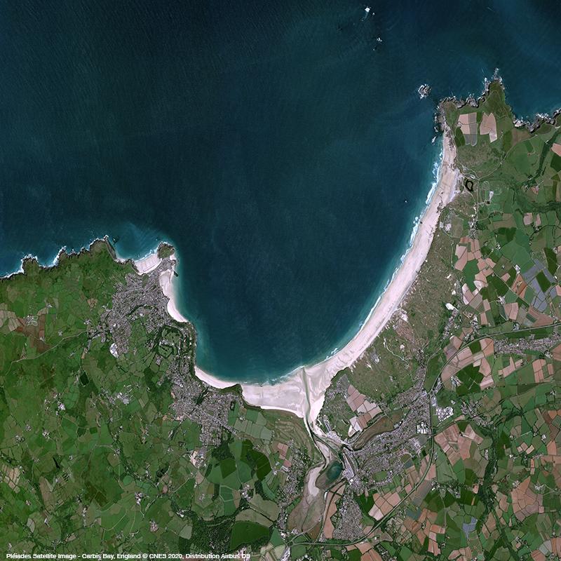 Pléiades - Carbis Bay, England