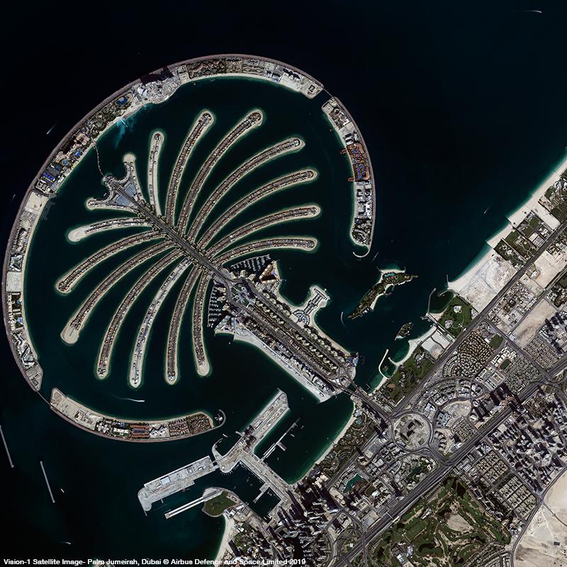 Vision-1 - Palm Jumeirah, Dubai