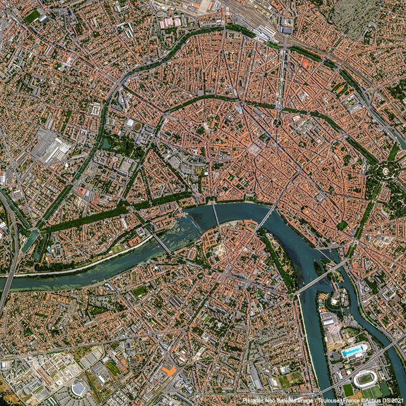 Pléiades Neo - Toulouse, France