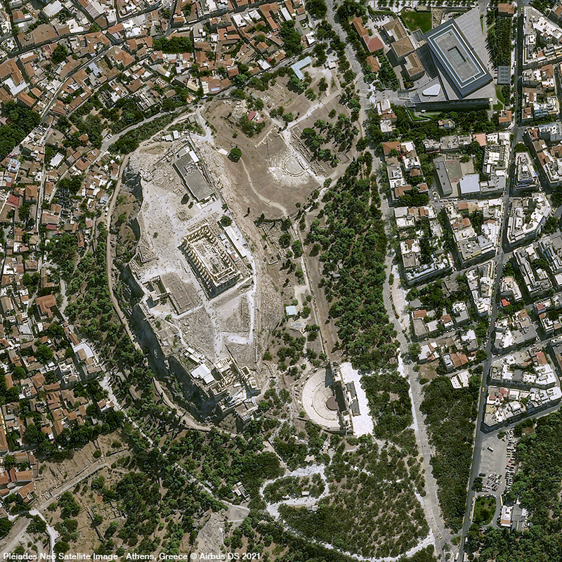 Pléiades Neo - Athens, Greece