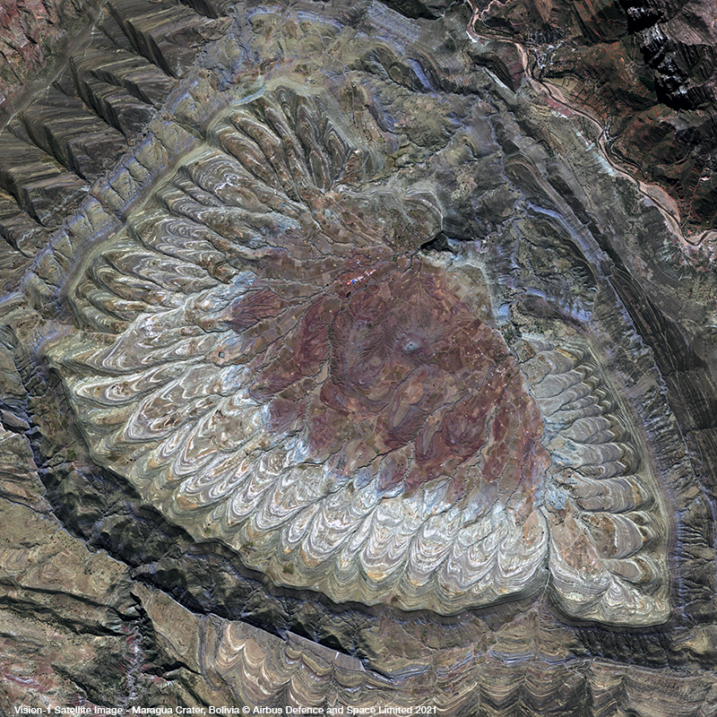 Vision-1 - Maragua Crater, Bolivia