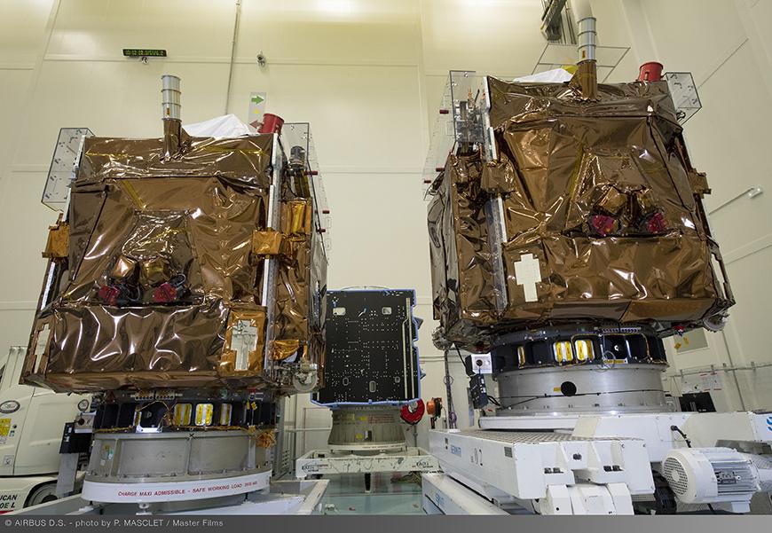 Pléiades Neo Satellite 2