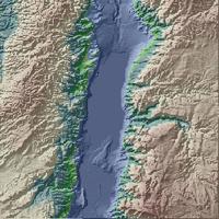 Elevation30 - SPOTDEM on Dead Sea