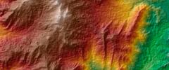 Elevation10 DTM - Columbia