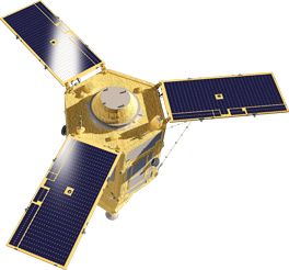 Pléiades satellite
