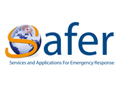 SAFER - logo