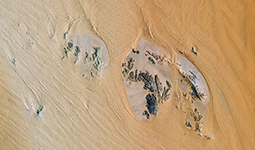 SPOT 6 Satellite Image - Namib Desert, Namibia