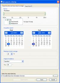 ArcMap Plugin - Search by Criteria