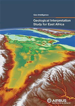 Geological Study for East Africa