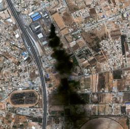 Pléiades Satellite Image - Tripoli, Libya