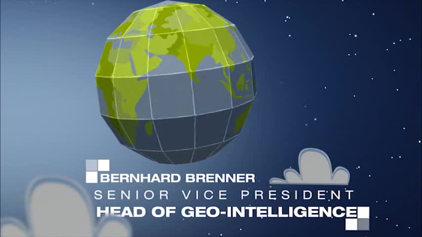 The entire Geo-Intelligence team of Airbus Defence and Space wishes you a happy and prosperous 2016!