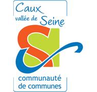 Logo Communauté de Communes de Caux - Vallée de Seine