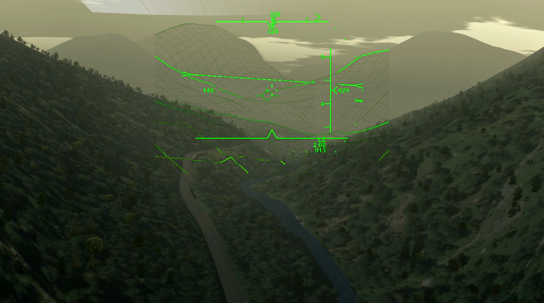 WorldDEM Avionics : Airbus Defence and Space