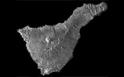 TerraSAR-X Radar Mosaic - Tenerife