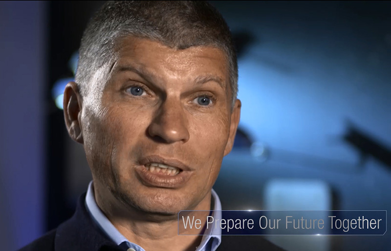 Our future starts new - Bernhard Brenners message