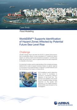 Case Study - Sea level rise - image
