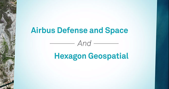 how Airbus DS and Hexagon Have Partnered