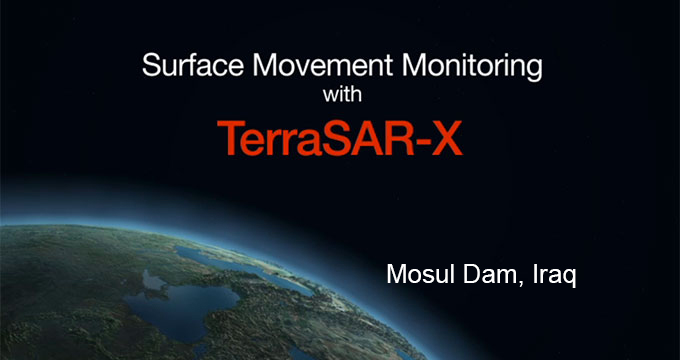Surface Movement Monitoring - TerraSAR-X