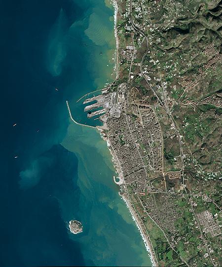 Tartus Naval Base, Syria