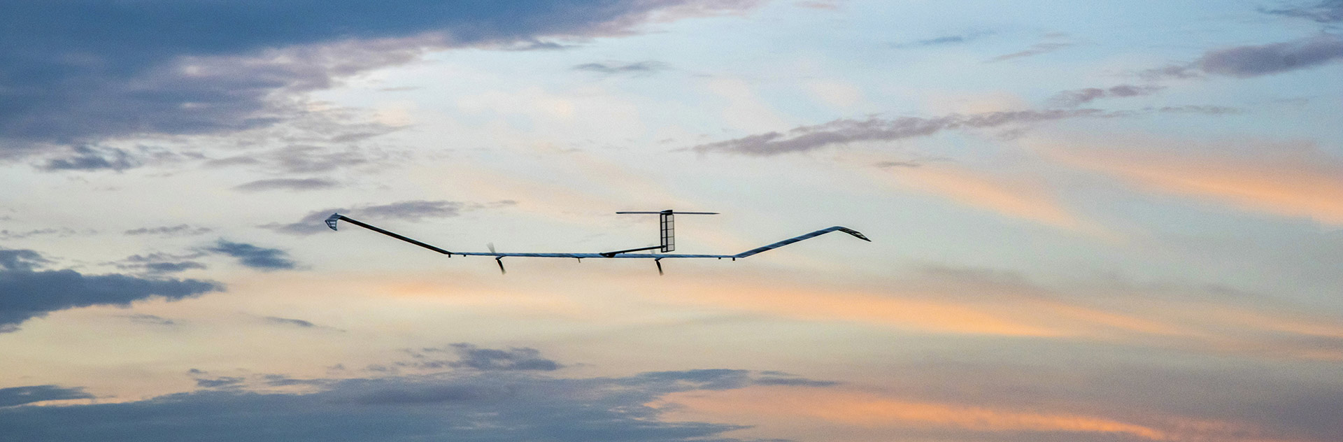 Airbus Zephyr Solar High Altitude Pseudo-Satellite flies for longer than any other aircraft