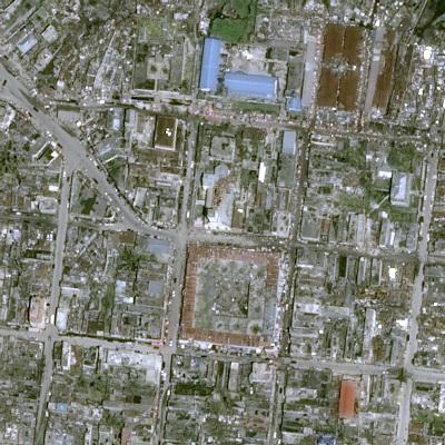 Climate change serie - Hurricane Matthew hits Haiti