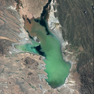 Climate change serie - El Niño dries up Lake Poopó in Bolivia