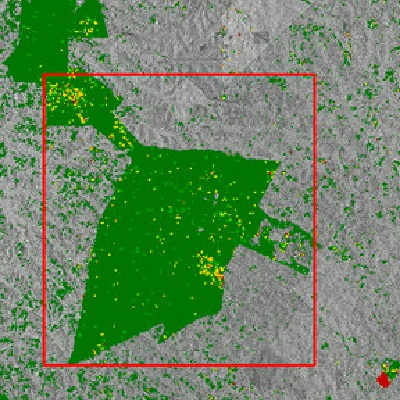Climate change serie - TerraSAR-X based Monitoring of Forest Degradation in Ghana