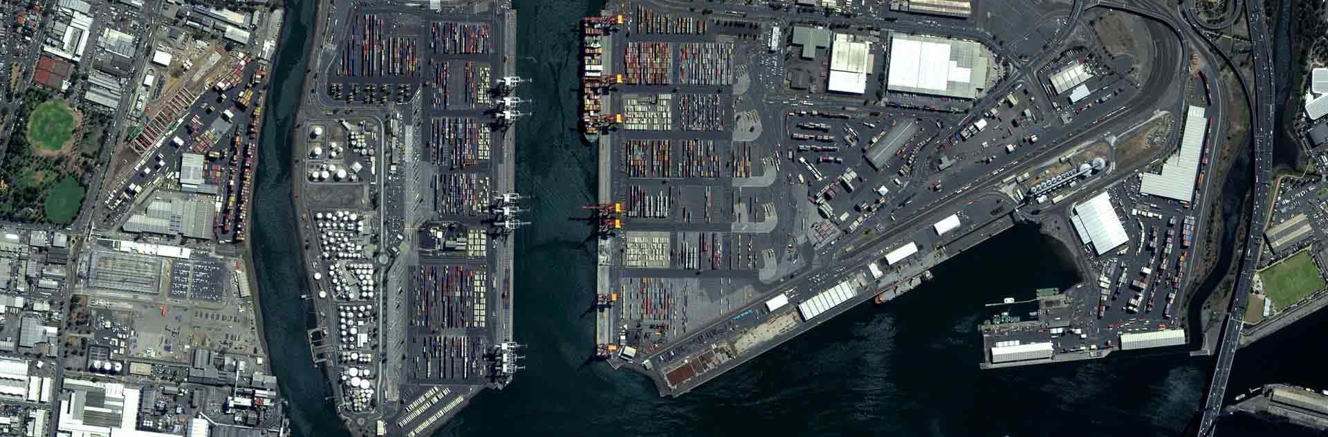 Vision-1 Satellite Image - Melbourne, Australia