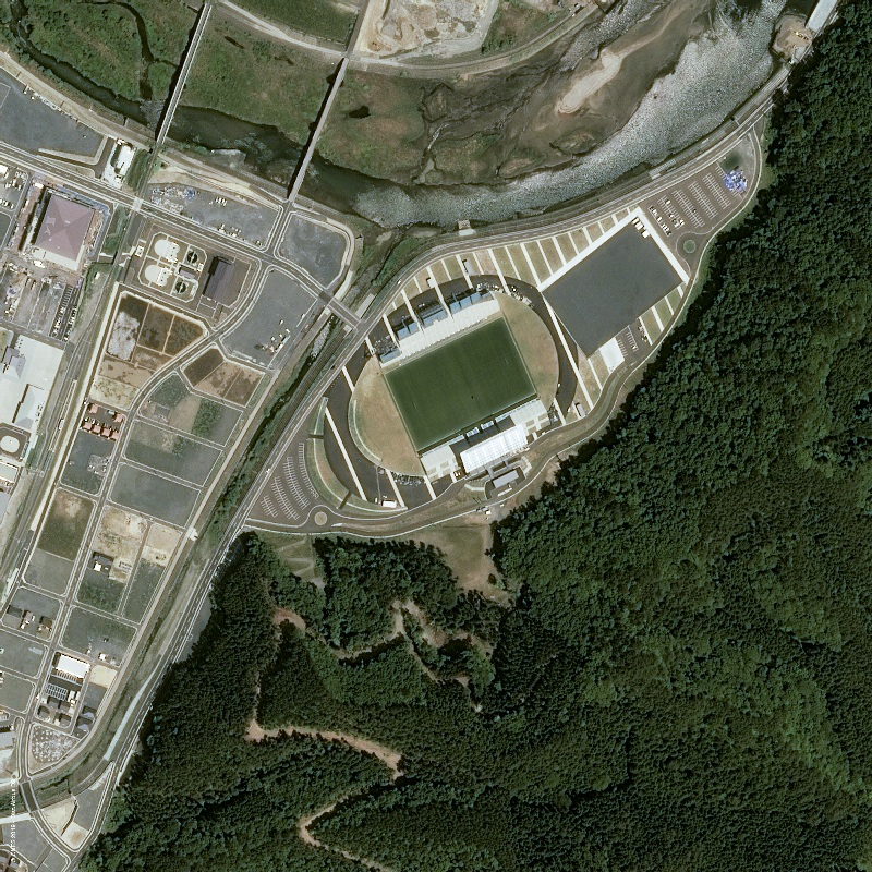 Japan Kamaishi Stadium