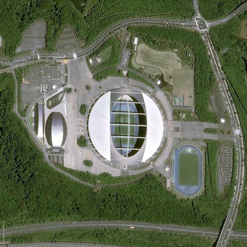 Japan Oita Stadium