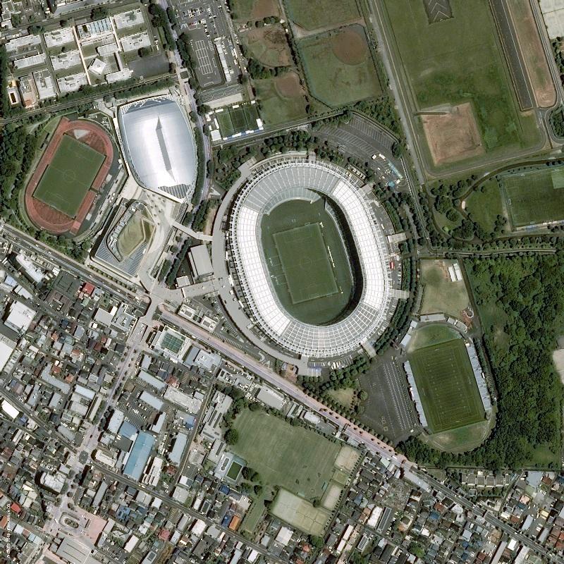 Japan Tokyo RWC Ajinomoto Stadium