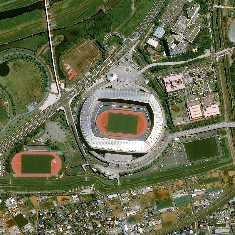 Japan Yokohama RWC Nissan Stadium