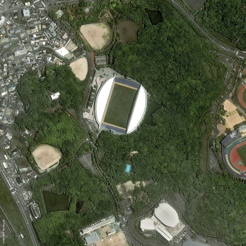 Japan Fukuoka Stadium