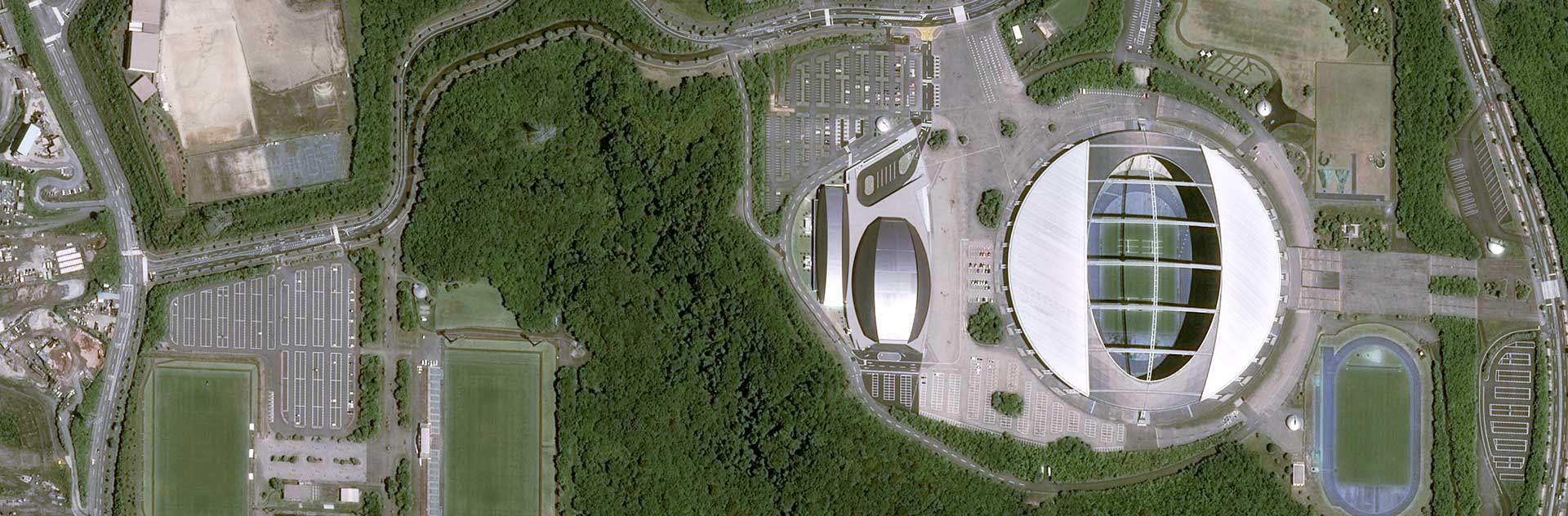 Japan d'Oita Stadium
