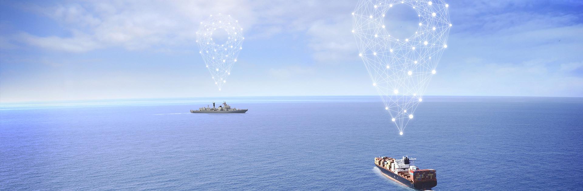 OceanFinder: A Digital Maritime Surveillance Service Powered by OneAtlas