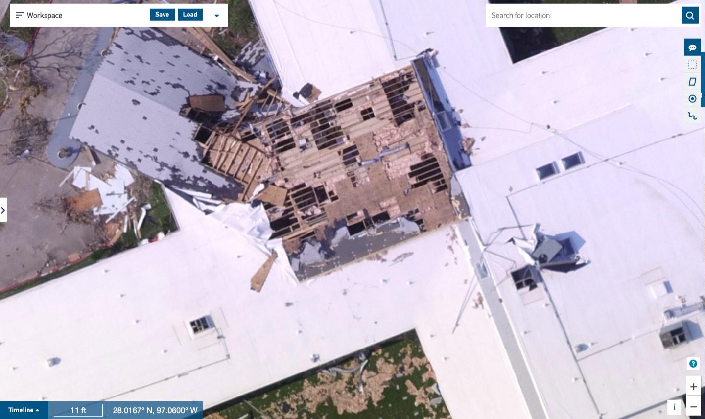 Harvey-4 Rockport Drone 3cm Closer
