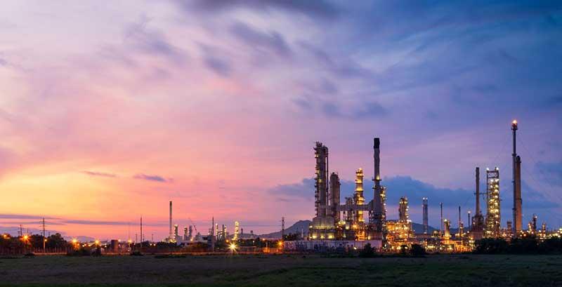 Monitors Saudi Aramco Yanbu Refinery case study