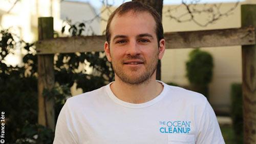 Bruno Sainte Rose,expert at Ocean Cleanup