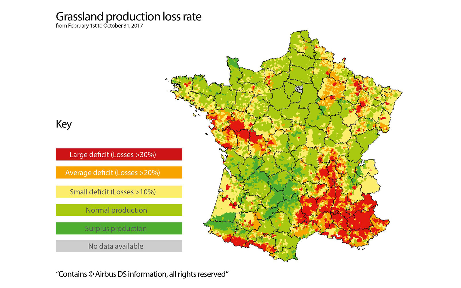 Image map - Agriculture case study