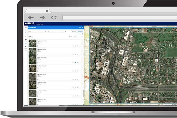 OneAtlas Data interface