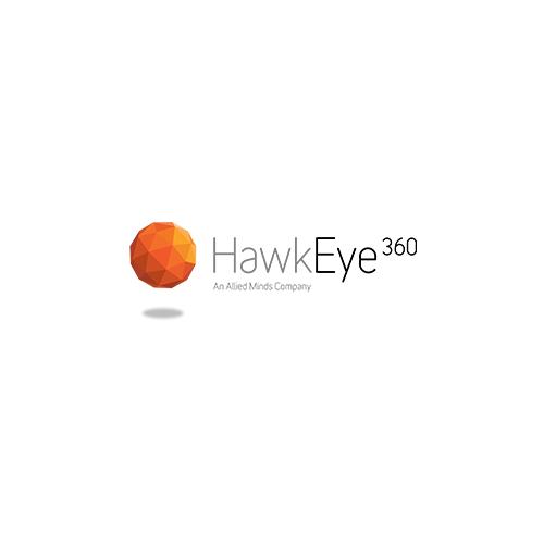 HawkEye 360 company logo