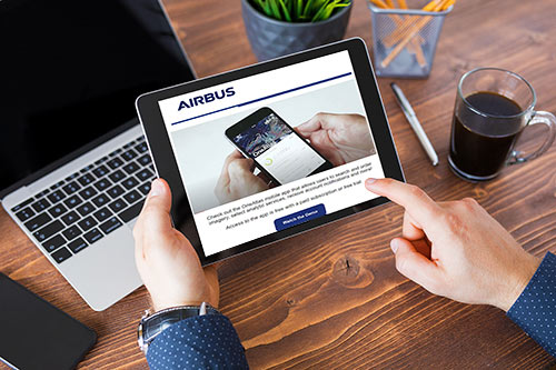 Get the latest insight and news about Airbus Intelligence directly in your email box.