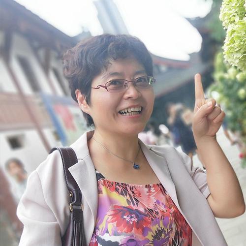 Rong Yang, Marketing Manager, Airbus Intelligence, China