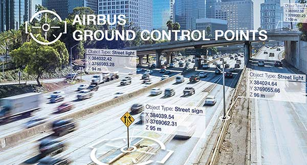 Airbus Ground Control Points