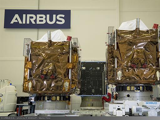 Pléiades Neo Satellite 1