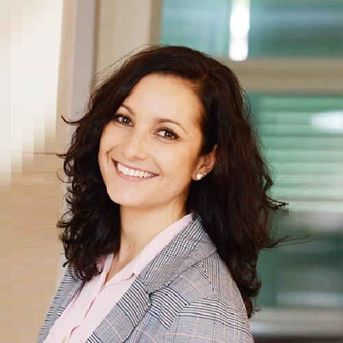 Sabrina Wiesler, Teamlead ISS at Intelligence in Friedrichshafen, Germany