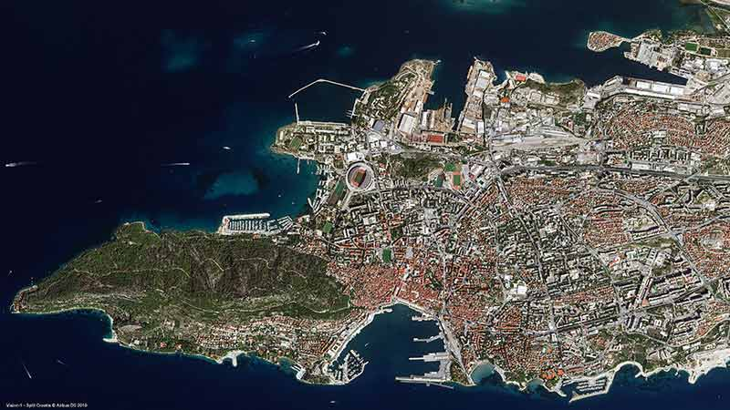 Vision-1 - Split, Croatia