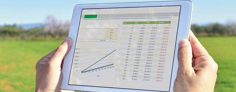 Institutional Agriculture Analytics Airbus